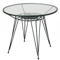 Τραπέζι ίσιο Φ.100