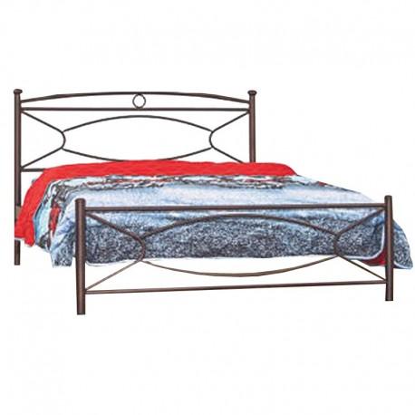 Μεταλλικό κρεβάτι No19