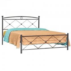 Μεταλλικό κρεβάτι No12