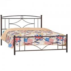 Μεταλλικό κρεβάτι No 17