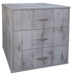 Συρταριέρα Silver
