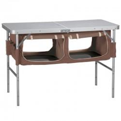 Τραπέζι Camping 120x85x60h