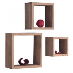 Trio Set 25x25x10h