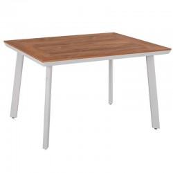 Τραπέζι αλουμινίου Poly