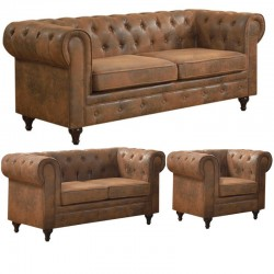 Chesterfield Set Καναπές...
