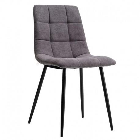 Loris Καρέκλα Μεταλλική 46x54.5x89εκ