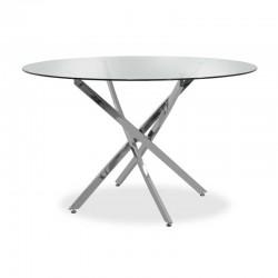 Steve Τραπέζι Γυάλινο...