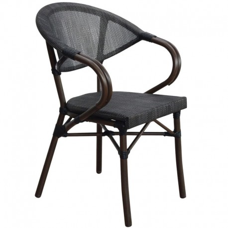 Costa Πολυθρόνα Αλουμινίου Textilene 58x57x83εκ