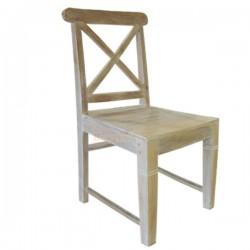 Παραδοσιακή καρέκλα ξύλινη Maison kika