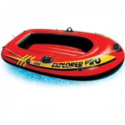 Φουσκωτή βάρκα Intex 1 ατόμου